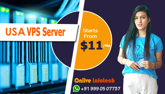An Affordable USA VPS Hosting Server Solution For Your Business