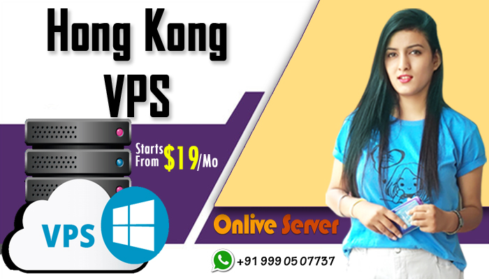 Hong Kong VPS Server hosting the real power on the market