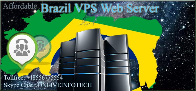 Brazil VPS Web Server