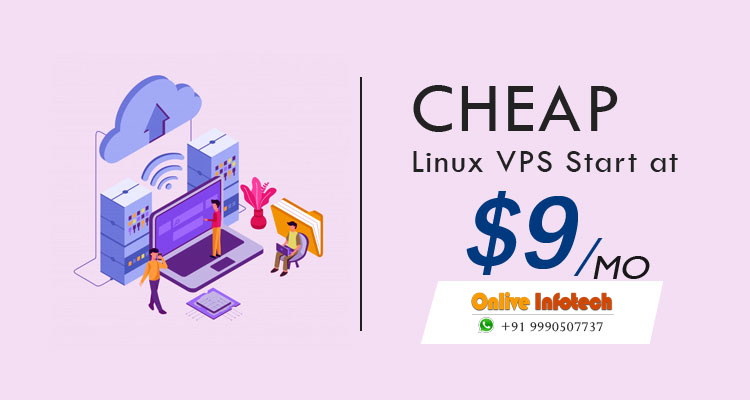Get Cheap Linux VPS Hosting For Your Increased Business
