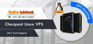 Cheapest Linux VPS