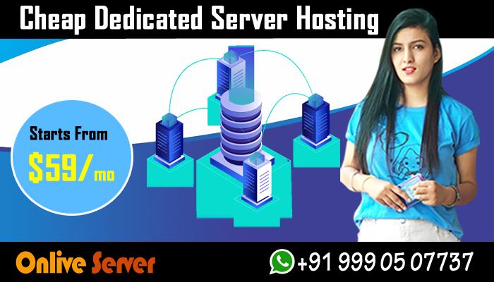 Set Our Best Dedicated Server Hosting Plans On Your Online Project