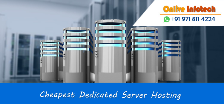 Set Our Best Dedicated Server Hosting Plans On Your Online Project