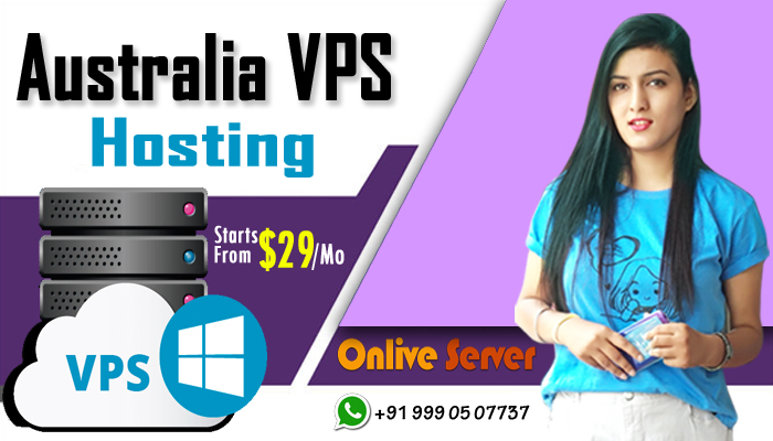 Feel Amazing Experience with Australia VPS Server Hosting Plan