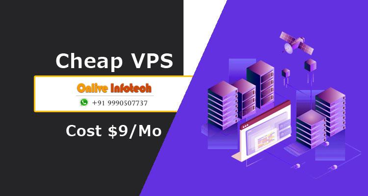Gets Convenient Cloud VPS Server Hosting Plans by Onlive Infotech