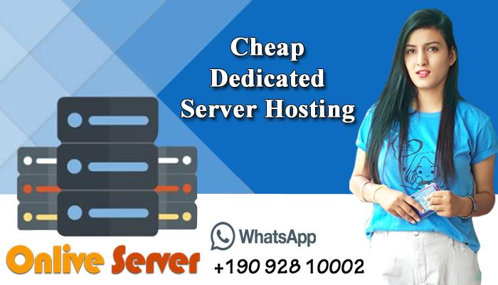 Exclusive Use of the France Dedicated Server Hosting - Onlive Server