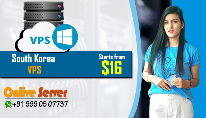 Get started with our South Korea VPS Server Hosting solution – Onlive Server