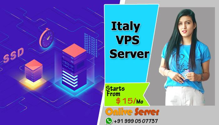 Save The Money To Use Italy VPS Server Hosting Platform - Onlive Server