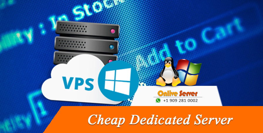 Enterprise-Grade Cheap Dedicated Server Hosting Gives Your Business an Edge