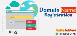 Domain Registration - onliveinfotech