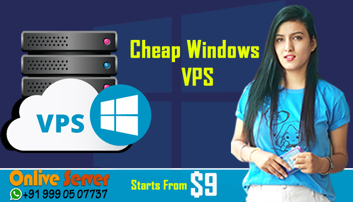 Cheap Windows VPS Server- A new innovation in IT field