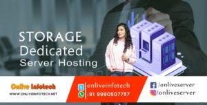 Storage Dedicated Server