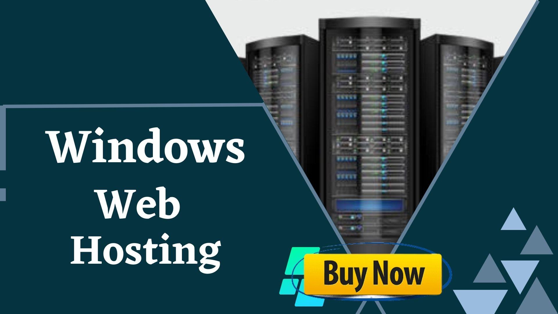 USA Windows Web Hosting