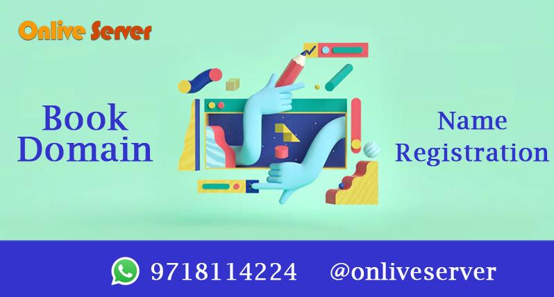 Book Domain Name Registration Online